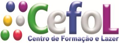 Logo CeFoL (Centro de Formação e Lazer)